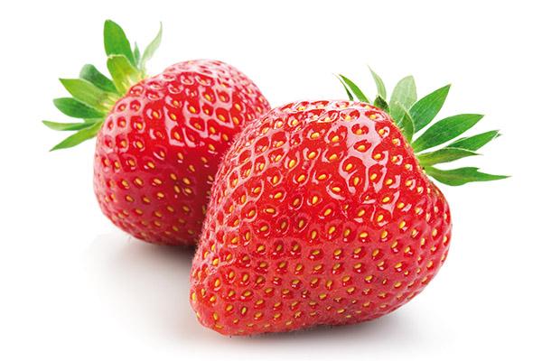 Erdbeeren vom Hornbrooker Hof